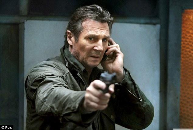 Still Liam Neeson