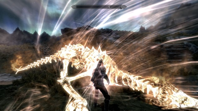 Skyrim Dragon Killer