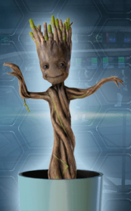 Potted Baby Groot