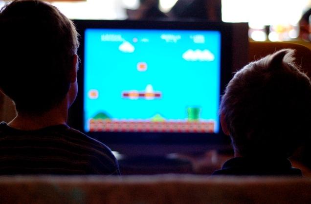 Kids Mario