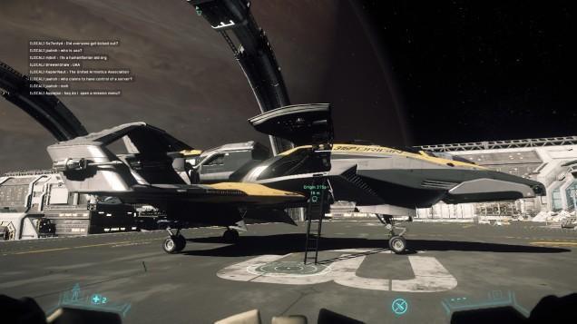 Star Citizen Origin 315P